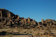 Southern Namibia Canyon Lodge's chalets are tucked into the rocky hills. Rocky Hill, Lodges, Monument Valley, South Africa, Mount Rushmore, Southern, Mountains, Travel, Beautiful