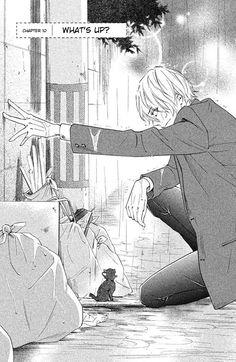 Watashitachi ni wa Kabe ga Aru. 10 Page 1