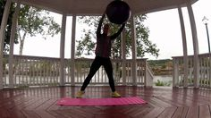 Full Length Fusion Workout Stability Ball