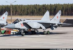 Mikoyan-Gurevich MiG-31BM  Russia - Air Force