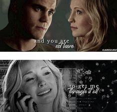 Girl Quotes, Funny Quotes, Vampire Diaries Wallpaper, Caroline Forbes, Stefan Salvatore, Vampire Diaries The Originals, Werewolf, Vampires, Harley Quinn