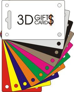 culori 3D Gifts Cards - Cadouri Carduri 3D