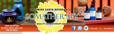 Therapeutic Essential Oils, Aromatherapy, Diffusers, Natural Pest Control - Dreaming Earth Botanicals
