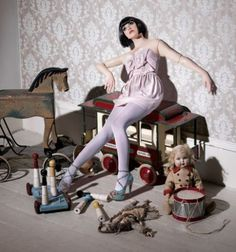 living doll shooting - Google Search