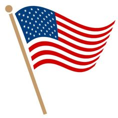 flag free clip art use these free images for your websites art rh pinterest com us flag clipart free us flag clipart free
