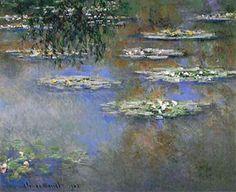 Nimfes, Claude Monet (1903)