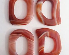 Check out Carnelian Beads Abstract Carnelian Agate Carved Pendant Focal Centerpiece Beads Set 4pc Set Free Ship AG5P3A0002 on ungarimpex