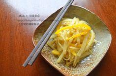 炒馬鈴薯絲,감자채볶음食譜、作法 | 韓國餐桌的多多開伙食譜分享