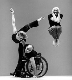 Ever-inspriing Axis Dance Company :)