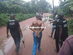 Businessman Caught Red-handed Trying to Kill a Woman for Money Rituals in Imo State (Photos)