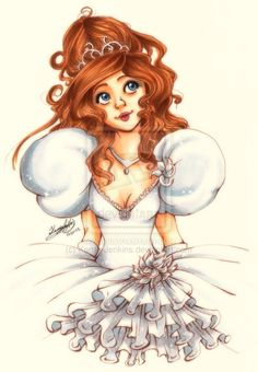 Giselle by Kerrie-Jenkins.deviantart.com on @deviantART