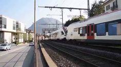 Lugano - Bahnhof