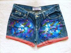 short customizado | 44 Short Jeans Customizado Lovely Lolla