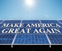 Trump Suggests Solar Panels on Border Wall | The Rush Limbaugh Show