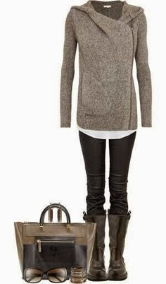 cute casual winter outfits 2015