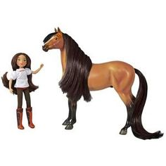 Breyer Dreamworks Spirit & Lucky Gift Set