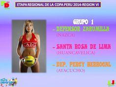 """""""Vive TÚ Pasión... El Deporte"""": COPA PERÚ - ETAPA REGIONAL VI 2014 - primera rueda..."""