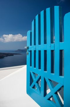 The absolut blue.Greece