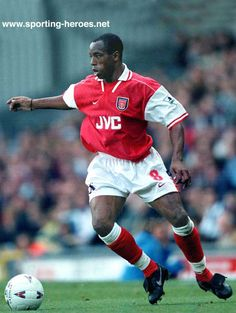 Former english striker. Played for Crystal Palace and Arsenal FC and the English national footballteam Manchester City, Manchester United, Arsenal Fc, Arsenal Football, Tottenham Hotspur, Newcastle, Ian Wright, Crystal Palace Fc, Chelsea