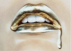Bold Gold #2 by Miles Aldridge on artnet Auctions