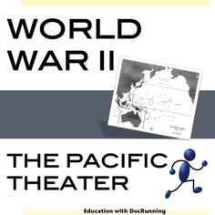 World War II: Pacific Theater Station Activities for World
