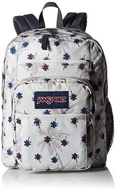 66c4776dee JanSport Unisex Big Student Goose Grey Urban Backpack Jan... https