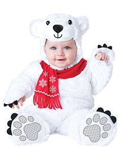 InCharacter Costumes Baby's Lil' Polar Bear Costume, White, X-Small InCharacter http://www.amazon.com/dp/B00N38JNYA/ref=cm_sw_r_pi_dp_9rLhwb081F2AQ