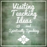 ....and Spiritually Speaking: General Conference Printables - October 2012 - November Visiting Teaching & Home Teaching Ideas