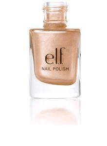 e.l.f. Blush nail polish