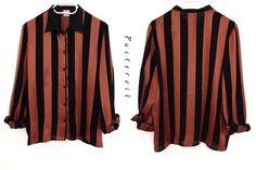 Mein True Vintage Metallic Kupfer Streifen Muster Bluse Semitransparent von true vintage! Größe 40 / M für 22,00 €. Sieh´s dir an: http://www.kleiderkreisel.de/damenmode/blusen/135514716-true-vintage-metallic-kupfer-streifen-muster-bluse-semitransparent. #vintage #metallic #blouse #vintagelove #truevintage #transparent #fashion #pustervik