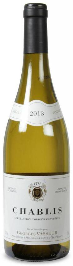 € 13,33 per fles, afname per 6 flessen - Georges Vasseur Chablis AC, Geen 18, geen alcohol www.ovstore.nl/nl/wijnvoordeel-1333-per-fles-afname-per-6-flessen-ge.html