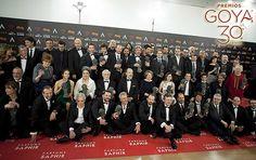 UN MUNDO DESDE EL ABISMO: XXX Premios Goya: La noche de 'Truman' y otra gala...