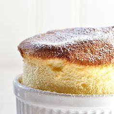 Boulud's version of Passion Fruit Souffle is as light and fluffy as a cloud and not nearly as difficult as you might think.