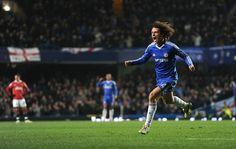 David Luiz! #4 Chelsea FC <3