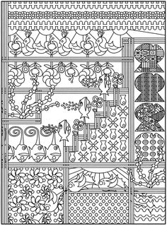 welcome to dover publications coloring book fish frenzy