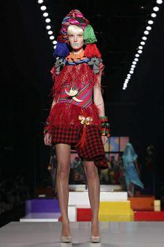 Melissa Ready To Wear Fall Winter 2014 Sao Paulo - NOWFASHION