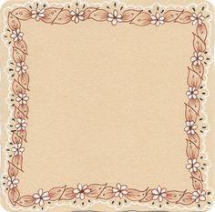 Muster Mixer #23 | Freude mit Zentangle