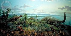 Jurassic Diorama Dinosaur Hall, National Museum of Natural History Plastic Dinosaurs, Prehistoric Animals, National Museum, Print Pictures, Natural History, Digital Photography, Public Domain, School Projects, Museums
