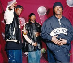 Wu-Tang Clan at Club Illusions in the Atl.