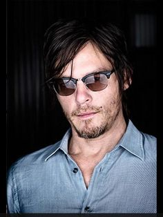 Norman Reedus looking HOT!
