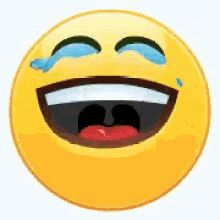 tears of joy emoji gif Animated Smiley Faces, Funny Emoji Faces, Animated Emoticons, Funny Emoticons, Crying Emoji, Laughing Emoji, Laughing Face, Emoji Images, Emoji Pictures