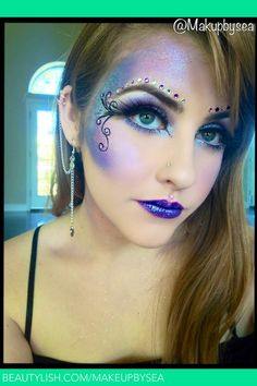 Fairy makeup. | Sarah A.'s (Makeupbysea) Photo | Beautylish