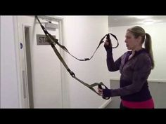How to make a TRX into one handle | Charlene Hutsebaut