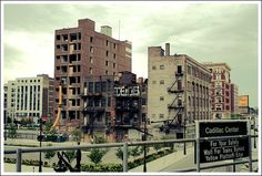 Abandoned Detroit.