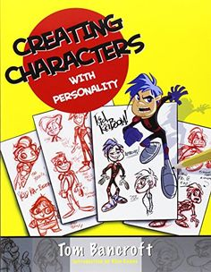 Buy Creating Characters with Personality by Glen Keane, Tom Bancroft and Read this Book on Kobo's Free Apps. Discover Kobo's Vast Collection of Ebooks and Audiobooks Today - Over 4 Million Titles! Free Books, Good Books, My Books, Reading Online, Books Online, Character Personality, Thing 1, Character Design Animation, Cool Animations