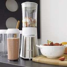 Cuisinart® Compact-Smoothie Blender | Crate and Barrel