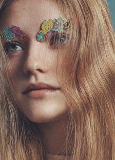 Emma Tempest for Vogue Japan