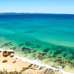 Wategos Beach, Byron Bay NSW Perth, Brisbane, Melbourne, Destinations, Cool Landscapes, Byron Bay, Australia Travel, So Little Time, Places To Visit