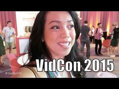 VidCon 2015!!! - July 24, 2015 - ItsJudysLife Vlogs - YouTube