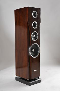 Bybass Level Two hi fi speakers